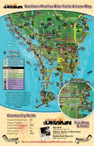 Trail Map S Pinellas img