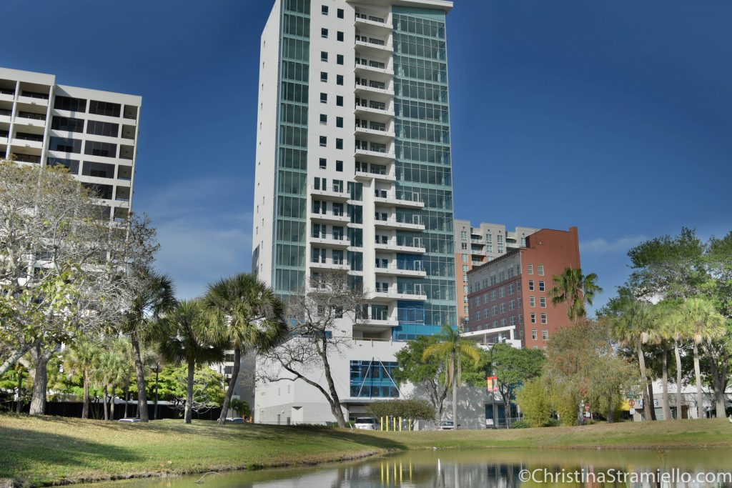 The Jewel Tower Sarasota Condo